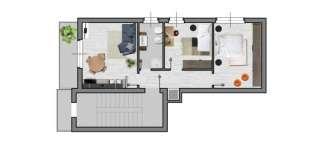 Casa in VENDITA a Parma di 76 mq