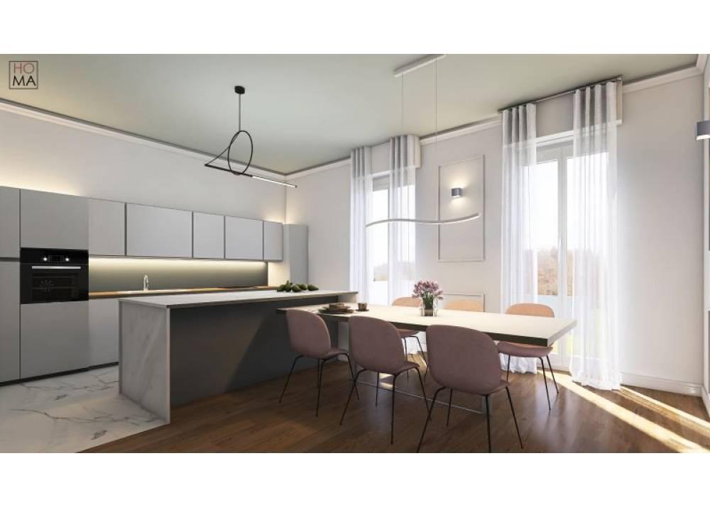 Vendita Appartamento a Parma  Centro - Stazione di 214 mq