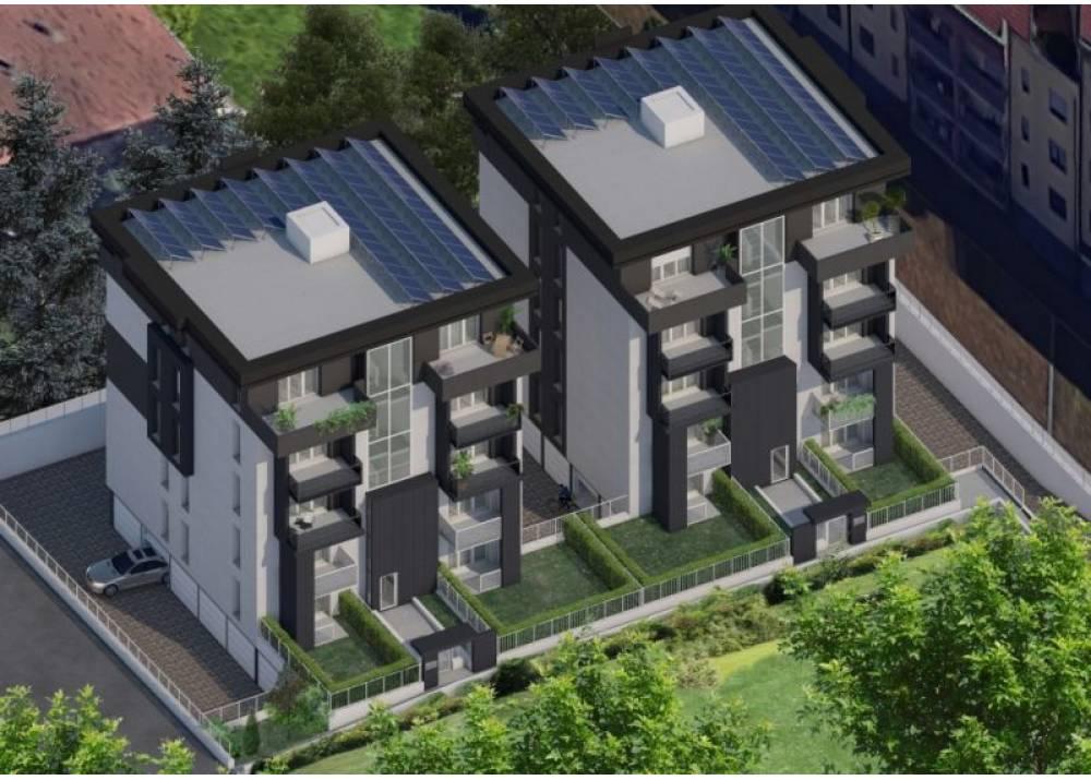 Vendita Appartamento a Parma quadrilocale Q.re Molinetto di 124 mq