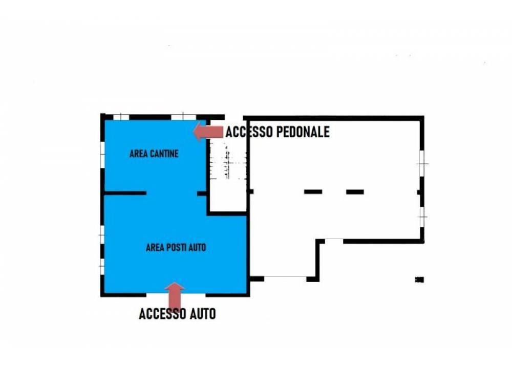 Vendita Appartamento a Parma trilocale San Leonardo/Paradigna di 75 mq