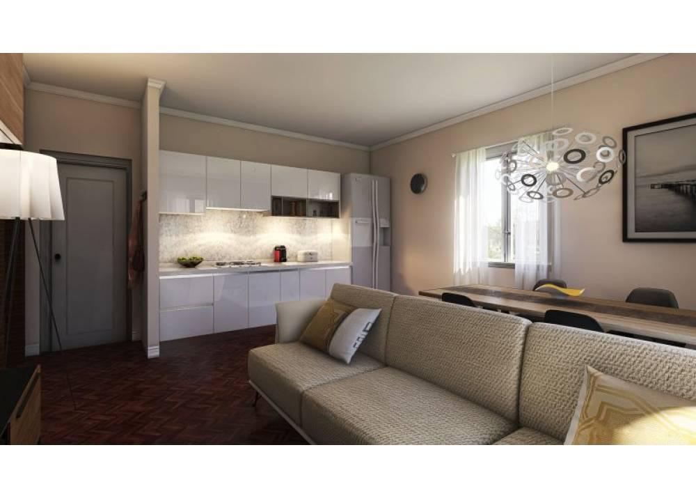 Vendita Trilocale a Parma  centro storico di 80 mq