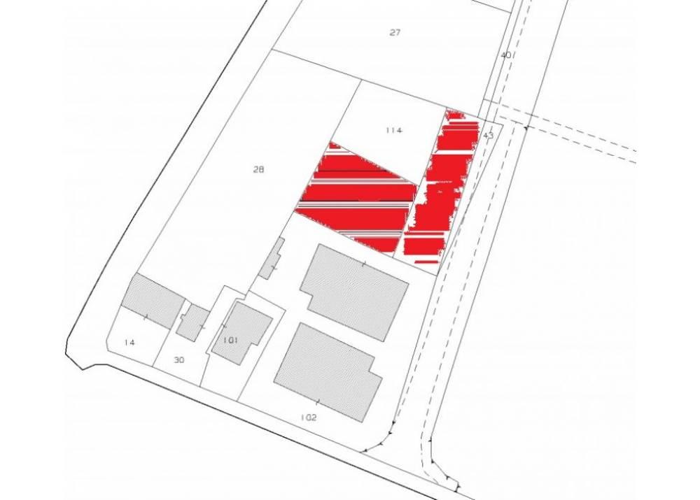 Vendita Terreno Edificabile a Langhirano monolocale  di 2175 mq