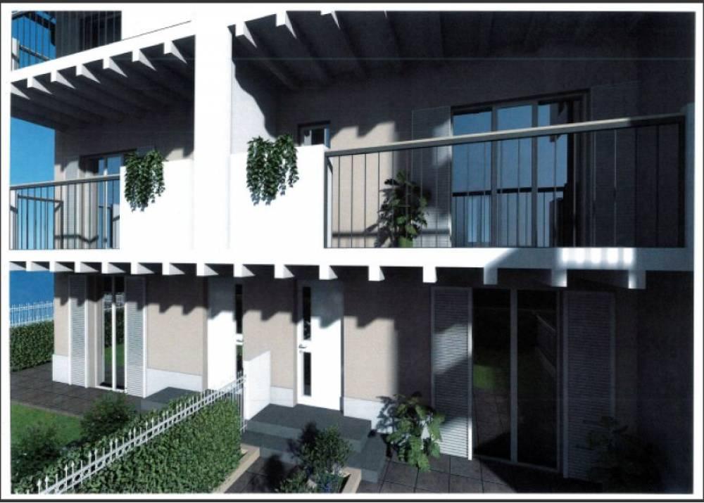 Vendita Villetta a schiera a Fontevivo quadrilocale  di 120 mq