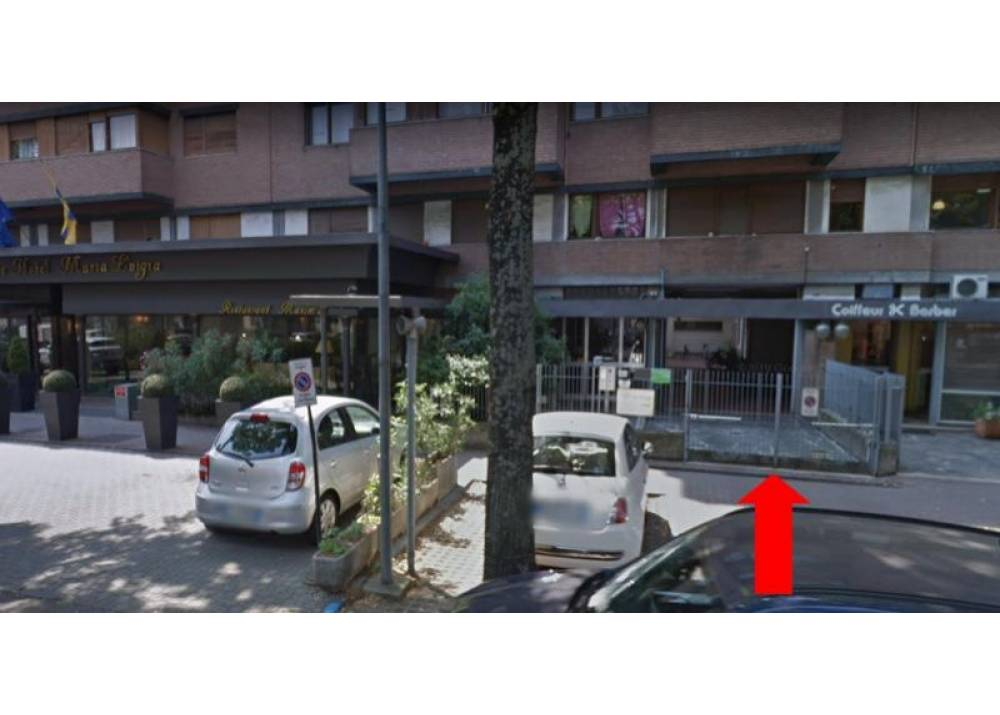 Affitto Garage a Parma monolocale Parma Centro di 14 mq