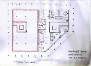 Affitto locale commerciale a Montechiarugolo - Monticelli Terme