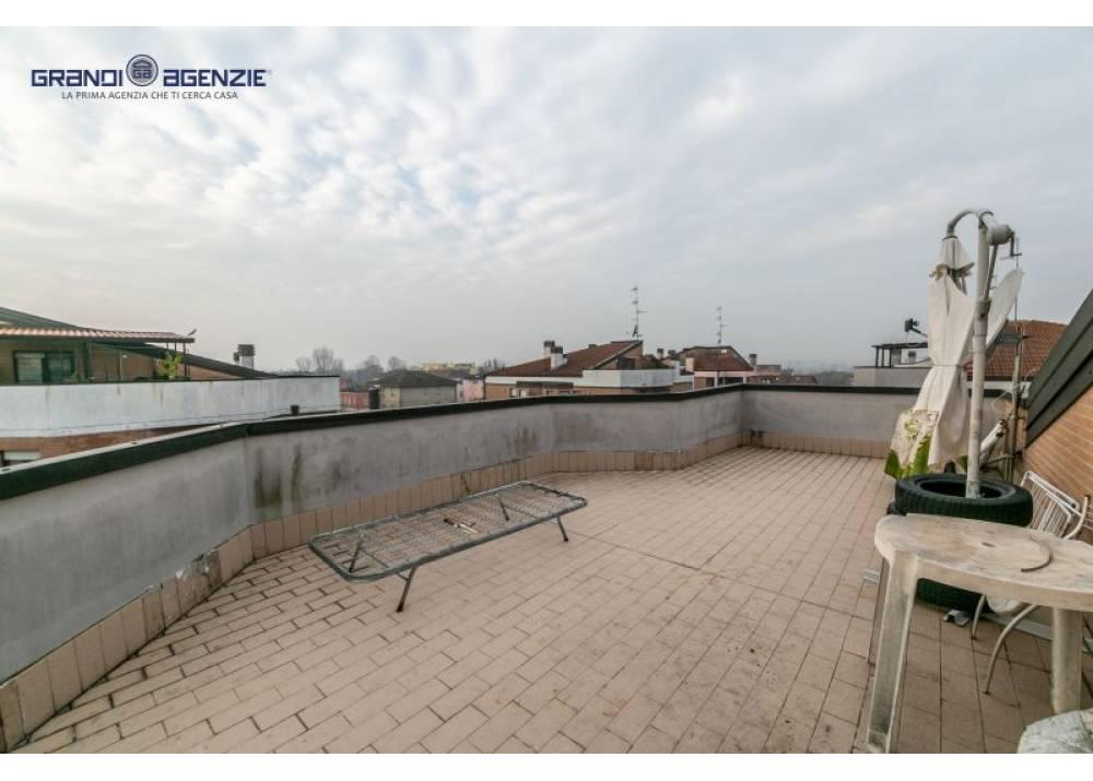 Vendita Attico a Torrile trilocale  di 100 mq