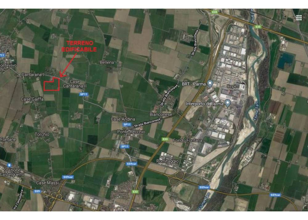Vendita Terreno Edificabile a Fontevivo monolocale  di  mq